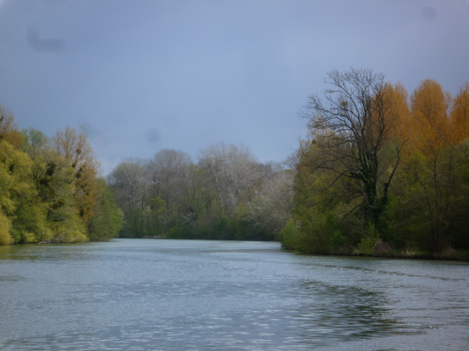 The River Oise